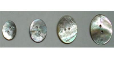 Agoya Shell 2-Hole Button Sizes 14, 20, 24, 30, 36, 40