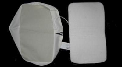 Cuff Cover (Nomex) W/ Cord with Cuff Flannel Pad
