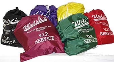 Laundry Bags Custom Printed L