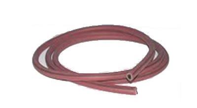 Red Rubber Hose Custom Length
