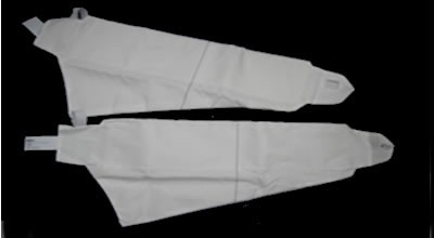 Unipress ABS Left & Right Air Bag Cover (Oversize) 1601 & 1602