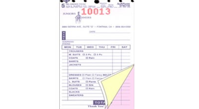 Soft Back Invoices 028 - (bx/1000)