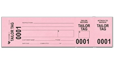 T-2 Tags Tailoring Tags