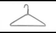 "Suit Hangers 16"" (500 per box)"