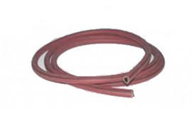 Red Rubber Hose Custom Length