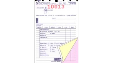 Soft Back Invoices 028 - (bx/1000)